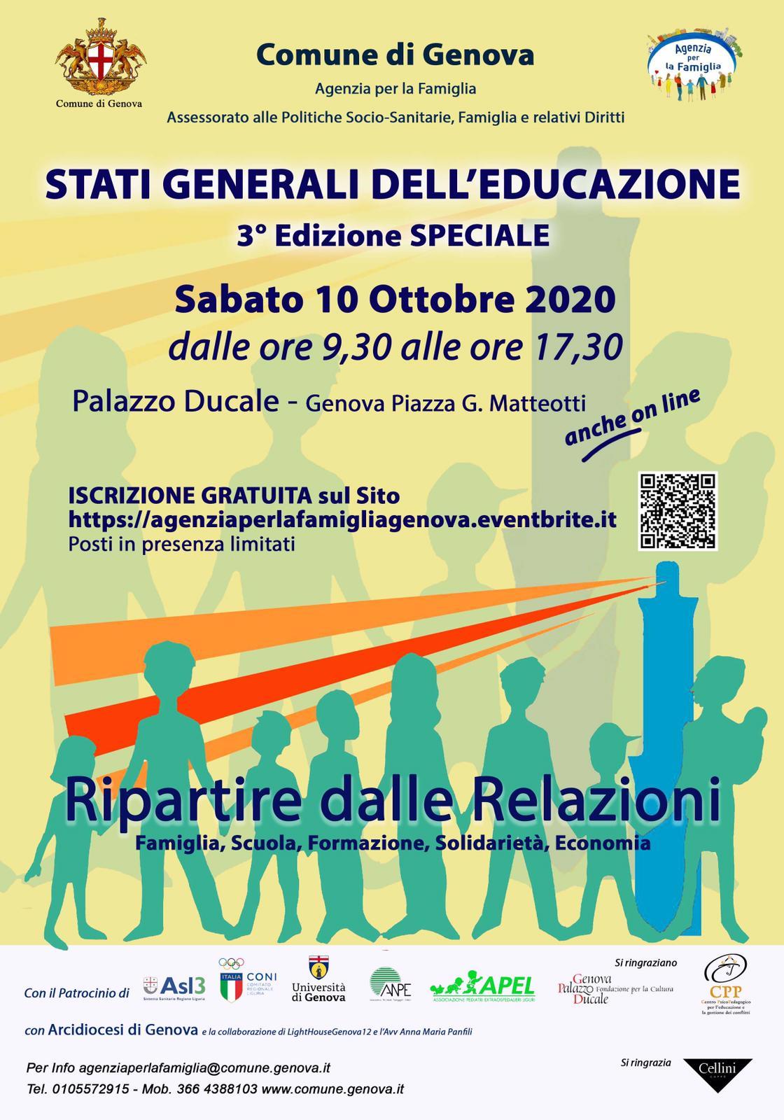 Genova Centro LiberaMente educazione ANPE